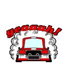 旧車シリーズ・ハコスカPart2【夏仕様】(個別スタンプ:14)