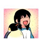 エンペラーといっしょ(mato)(個別スタンプ:11)