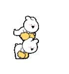 すこぶる動くちびウサギ(個別スタンプ:18)