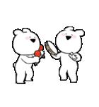 すこぶる動くちびウサギ(個別スタンプ:20)