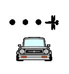 旧車のトラック(個別スタンプ:7)