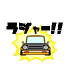 旧車のトラック(個別スタンプ:18)
