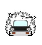 旧車のトラック(個別スタンプ:26)