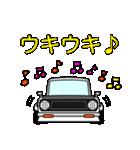 旧車のトラック(個別スタンプ:27)