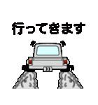 旧車のトラック(個別スタンプ:33)