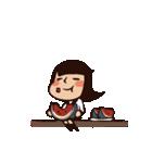 My Lovely School Days! After School!(個別スタンプ:40)