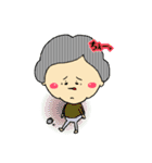 ほんわかおばあちゃん(個別スタンプ:36)