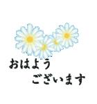 花かたらい 丁寧・敬語の挨拶(個別スタンプ:2)