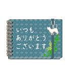 アンティーク&ナチュラル with Cat☆☆☆(個別スタンプ:03)