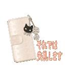 アンティーク&ナチュラル with Cat☆☆☆(個別スタンプ:11)