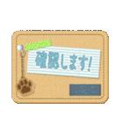 アンティーク&ナチュラル with Cat☆☆☆(個別スタンプ:23)