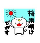 みちのくねこ 春夏秋冬「夏」(個別スタンプ:4)