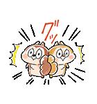 ゆる〜り♪ミッキー&フレンズ(個別スタンプ:03)