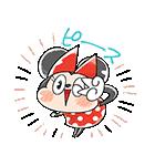 ゆる〜り♪ミッキー&フレンズ(個別スタンプ:08)