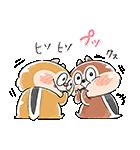 ゆる〜り♪ミッキー&フレンズ(個別スタンプ:27)