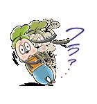 ゆる〜り♪ミッキー&フレンズ(個別スタンプ:34)