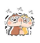 ゆる〜り♪ミッキー&フレンズ(個別スタンプ:36)