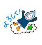 雨の日の雨ずきんちゃん(個別スタンプ:04)
