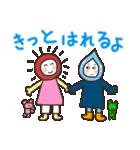 雨の日の雨ずきんちゃん(個別スタンプ:27)