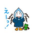 雨の日の雨ずきんちゃん(個別スタンプ:28)