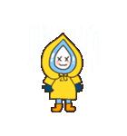 雨の日の雨ずきんちゃん(個別スタンプ:32)