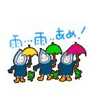 雨の日の雨ずきんちゃん(個別スタンプ:33)