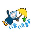 雨の日の雨ずきんちゃん(個別スタンプ:39)