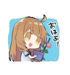 なつのこ(個別スタンプ:05)