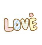 旦那さんを愛するうさぎ2(個別スタンプ:34)