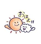 色えんぴつ de らくがき :)(個別スタンプ:06)