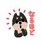 BARON BUDDIES 22 柴犬(個別スタンプ:06)