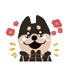 BARON BUDDIES 22 柴犬(個別スタンプ:21)