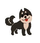 BARON BUDDIES 22 柴犬(個別スタンプ:27)