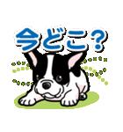 わんこ日和 フレンチブルドッグの仔犬(個別スタンプ:28)