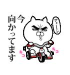 目ヂカラ☆にゃんこ10(個別スタンプ:25)