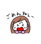 グットラック!さとみさん(個別スタンプ:05)