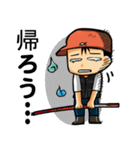 釣り好きあんちゃん2(個別スタンプ:08)