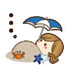 【夏▶真夏】毎日つかえる言葉♥(個別スタンプ:37)
