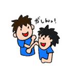野球と横浜を愛してやまない 2017 No.3(個別スタンプ:01)