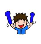 野球と横浜を愛してやまない 2017 No.3(個別スタンプ:30)