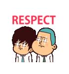 ぷりてぃサラリーマン2(褒め言葉)(個別スタンプ:28)