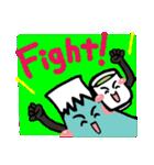 IROHA&TSUKUBA&富士のリアクション。(個別スタンプ:39)