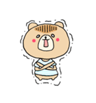 くまボーイ(個別スタンプ:38)