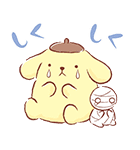 ミイラの飼い方×ポムポムプリン アニメ♪(個別スタンプ:15)