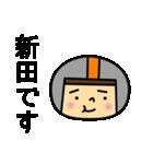 東武スカイツリーライン&伊勢崎線の友(個別スタンプ:19)