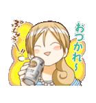 ワカコ酒(個別スタンプ:02)