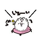 ゆる動く!白い毛玉のような犬 日常会話(個別スタンプ:03)
