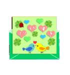 動くカードで伝える☆ 誕生日&季節の挨拶(個別スタンプ:02)