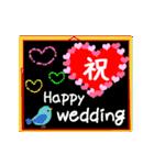 動くカードで伝える☆ 誕生日&季節の挨拶(個別スタンプ:07)