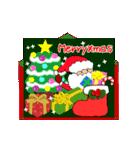 動くカードで伝える☆ 誕生日&季節の挨拶(個別スタンプ:22)
